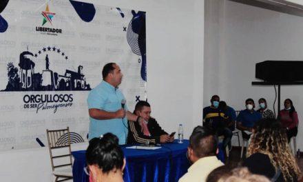 Gobierno de Libertador lanzó programa municipal Orgullosos de Ser Palonegrenses
