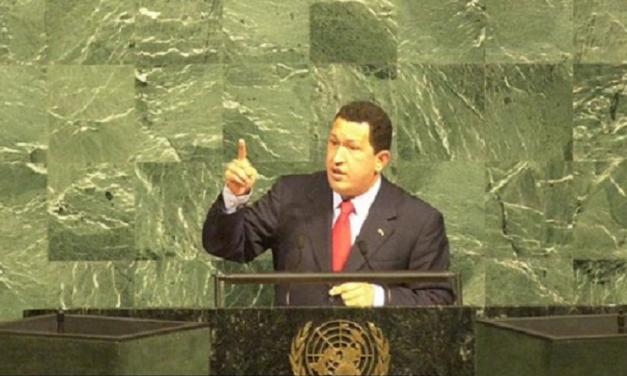 Hace 15 años el comandante Hugo Chávez llevó la verdad de los pueblos invisibilizados a la ONU