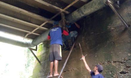 Hidrocentro restableció servicio de agua potable a más de 5 mil habitantes de El Limón