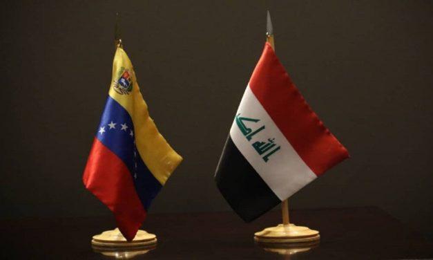 Irak y Venezuela fortalecen cooperación bilateral en materia energética