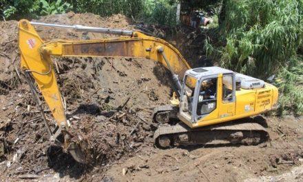 Limpieza de cauces de ríos, canales y diques se intensifica en Mariño