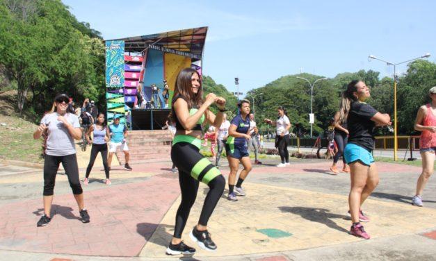 """Más de 1.500 personas han participado en """"Maracay Zona Activa"""""""