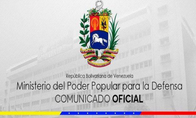 Padrino López: Oligarquía colombiana continúa promoviendo operaciones imperialistas para desestabilizar la región