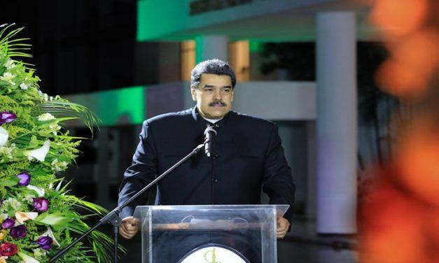 Presidente Maduro espera respuesta de Stroessner-Benítez y Lacalle para debatir sobre democracia