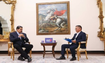 Presidente Nicolás Maduro será el invitado del programa Aquí Con Ernesto Villegas este domingo