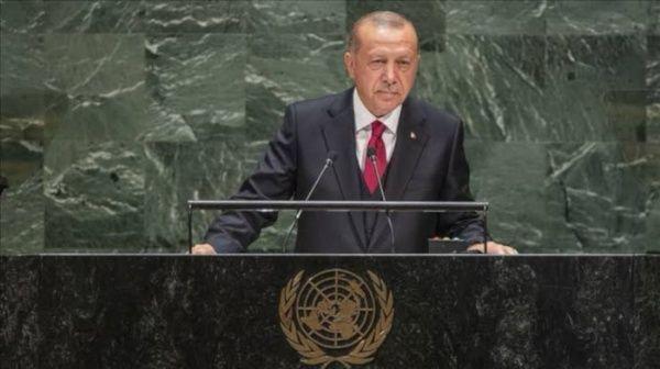 Turquía propone visión solidaria para hacer frente a la Covid-19