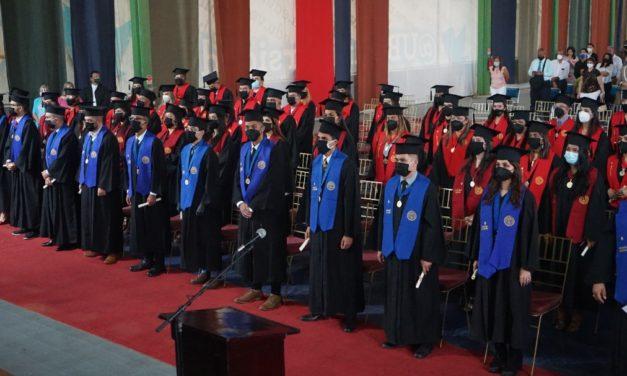 UBA otorgó más  de 300 títulos a nuevos  profesionales  en distintas áreas del conocimiento