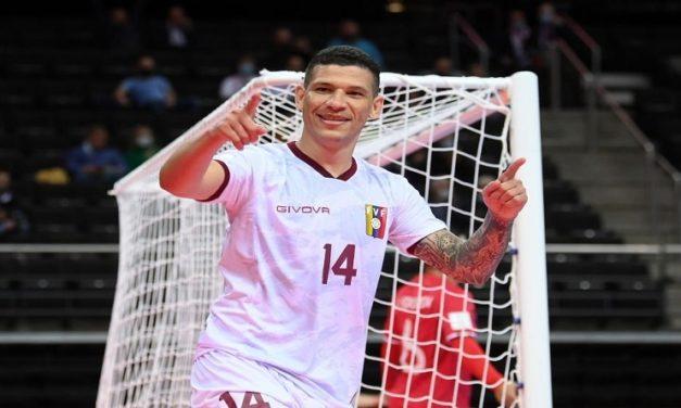 Venezuela consiguió su segundo triunfo en el Mundial de Futsal al vencer 1-0 a Costa Rica