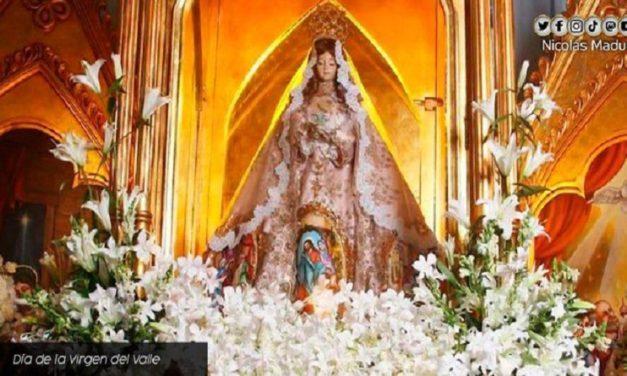 Venezuela honra a la Virgen del Valle patrona de la Armada Bolivariana y el Oriente del país