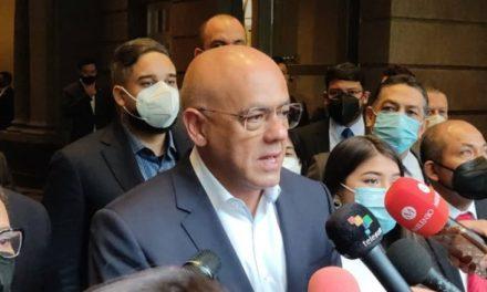 Jorge Rodríguez: Hemos trabajado para que el pueblo recupere sus garantías económicas