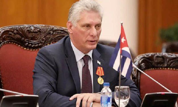 """Cuba califica de """"cínico"""" discurso de Biden en la ONU"""