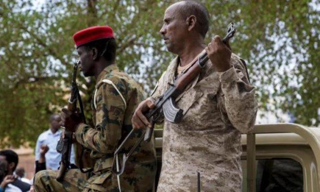 Gobierno de Sudan frustra un intento de golpe de Estado y detiene a 40 militares