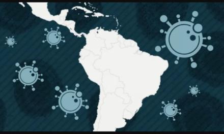 OPS advierte que continuarán brotes de COVID-19 en América Latina durante 2022