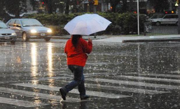 Inameh prevé lluvias de moderadas a fuertes en la mayor parte del país
